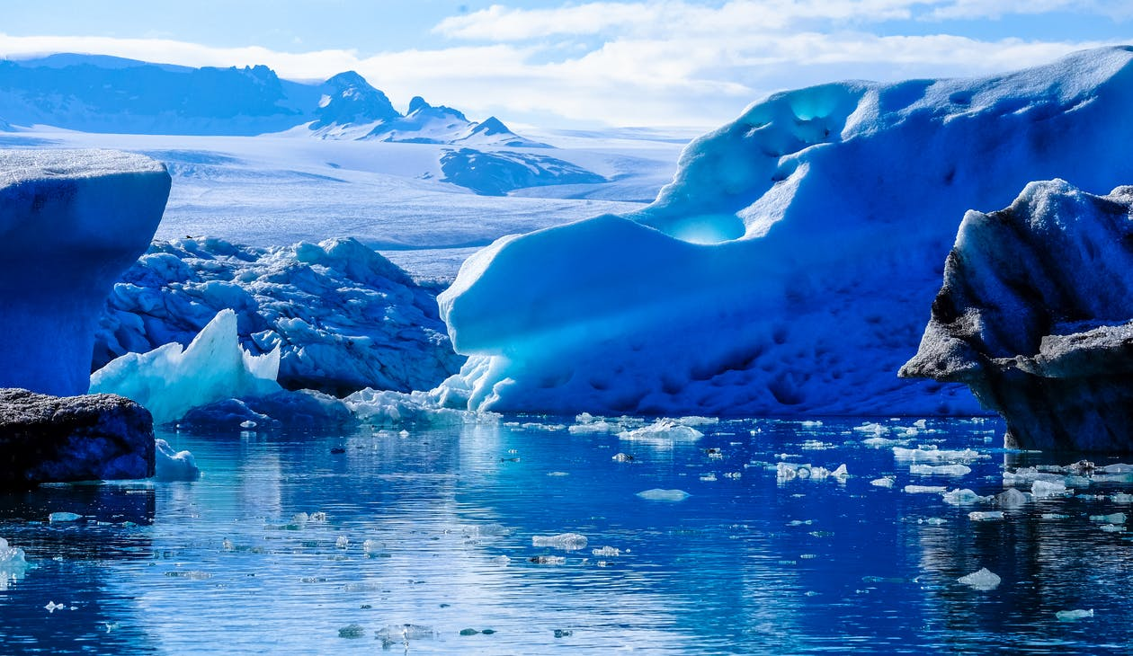 28 trillion tonnes of ice loss from Earth!!