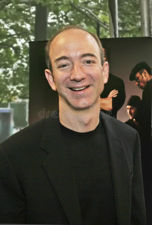 Jeff Bezos sets record with a net worth of $200 billion !! Richest man in the world !!